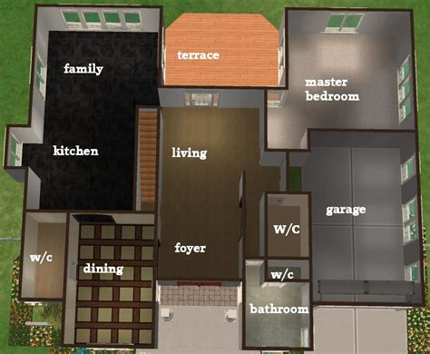 mod the sims 3 4 bedroom house 35 989