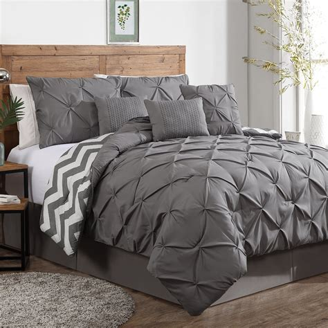 comforter set luxurious reversible 7 comforter set king size