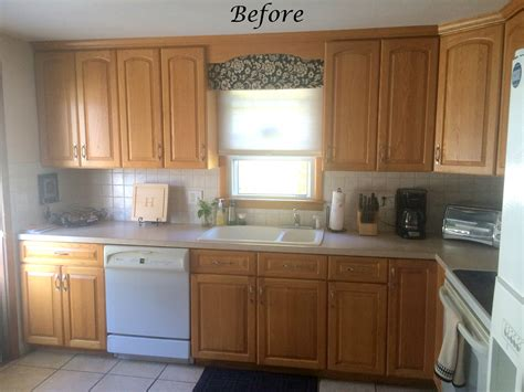 kitchen cabinets makeover a kitchen cabinet makeover