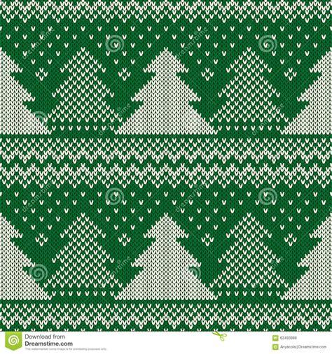 knitting holidays winter seamless knitting pattern with a