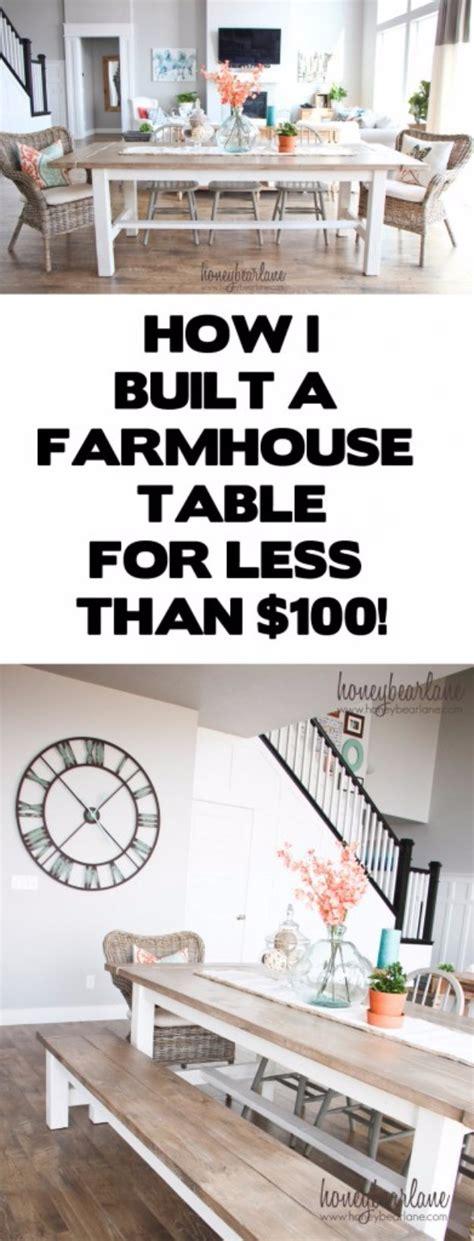 how to make a dining room bench 36 diy dining room decor ideas diy