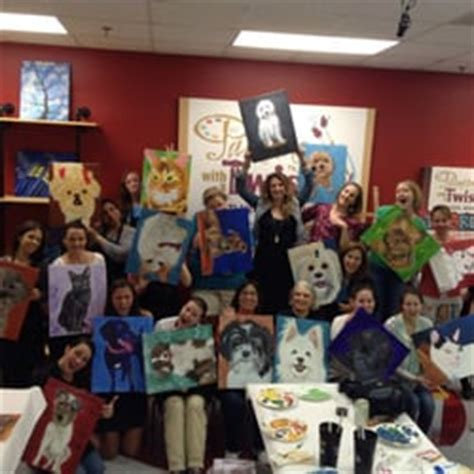 paint with a twist buckhead painting with a twist 78 photos 24 reviews