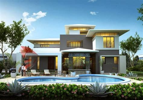 home design 3d home house 3d interior exterior design rendering modern home