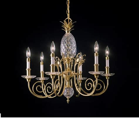quoizel pineapple chandelier quoizel pineapple chandeliers qg500b