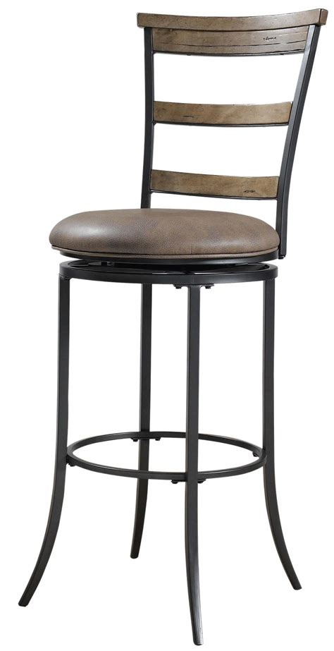 swivel bar chairs with backs dining room counter chairs and bar stools with backs