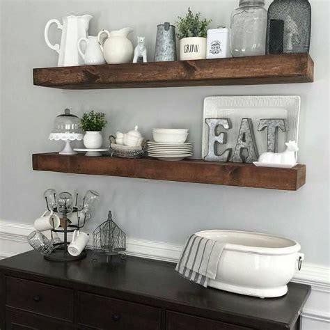 design for kitchen shelves 25 best ideas about kitchen shelf decor on