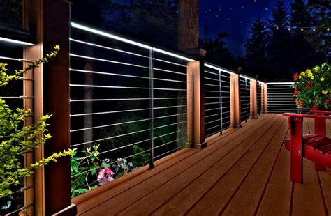 how to put lights in decking feeney led deck lighting a concord carpenter