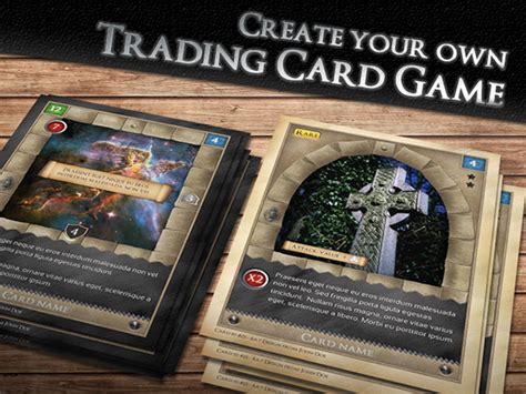 how to make your own trading card tcg trading card kit in on behance