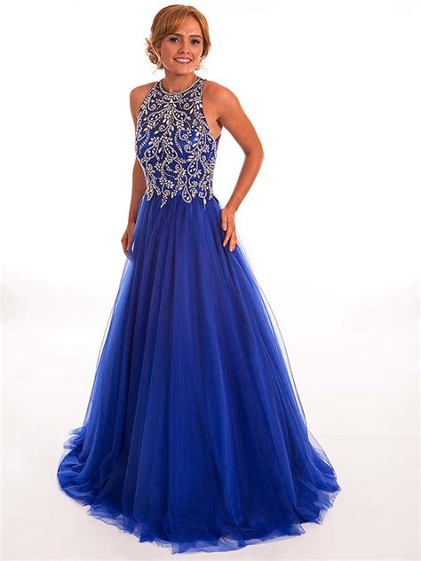 dresses uk prom frocks pf9267 royal blue prom dress prom frocks uk