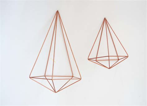 himmeli 2 hexagonal hanging sculpture elsje design