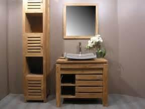 meubles salle de bain bois massif pas cher salle de bain id 233 es de d 233 coration de maison