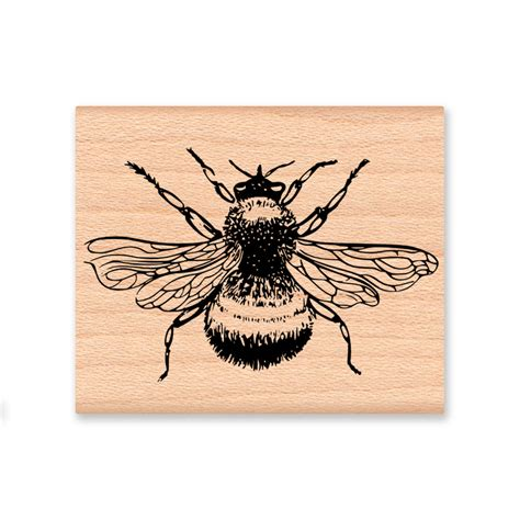 bumble bee rubber st bee rubber stbumblebeewood mounted rubber st available