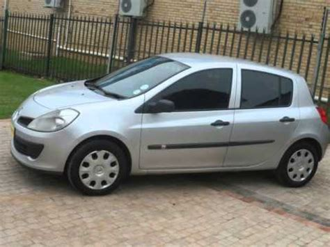 Renault Clio 2007 by 2007 Renault Clio Iii 1 5 Dci Expression 5dr Auto For Sale