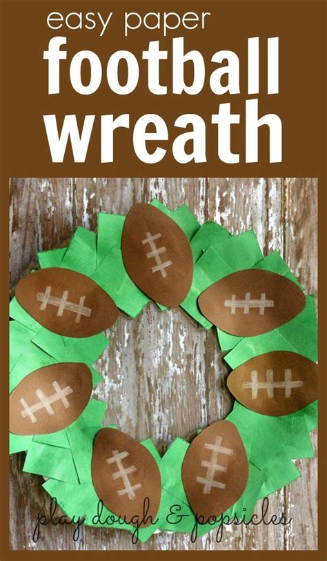 superbowl crafts for 1000 ideas about sport craft on olympic