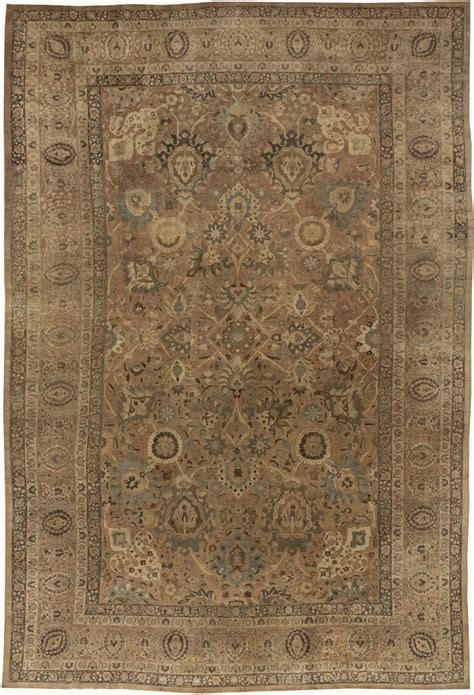 tabriz rugs by doris leslie blau antique vintage