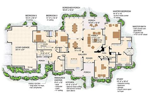 european farmhouse plans house plan 30507 at familyhomeplans