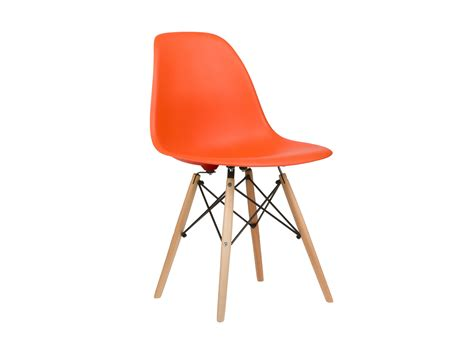 Eames Style Chairs eames style dsw dining side chair