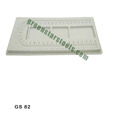 plastic bead board jewelry beading tool kit manufacturer bead board
