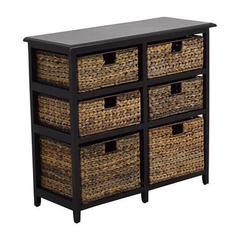 pier 1 wicker metal 6 drawer dresser home 41 pier 1 imports pier 1 imports black wicker