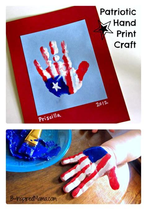 patriotic crafts for patriotic print american flag craft