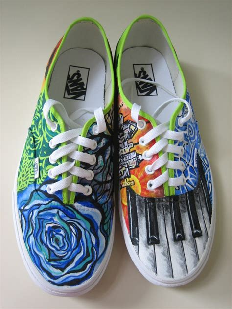 acrylic paint on canvas shoes 164 best images about on