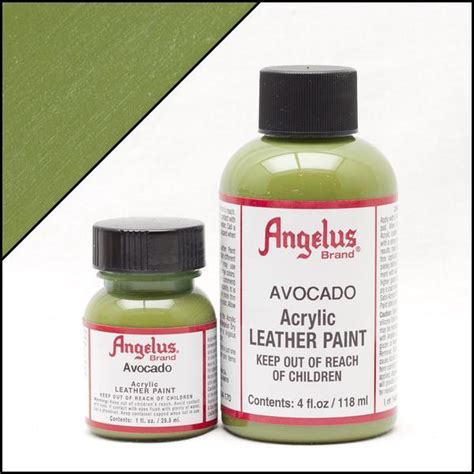 angelus paint sale angelus leather acrylic paint avocado wholesale bulk