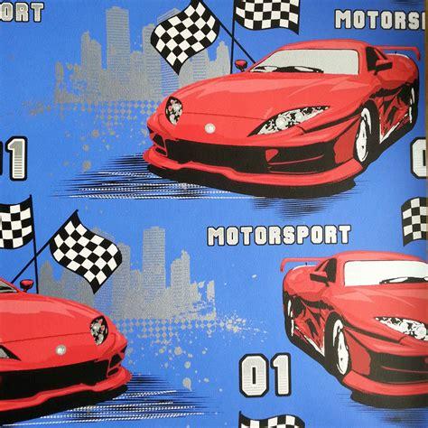 Car Room Wallpaper by Boys Wallpaper Cars Space Football Graffiti Childrens