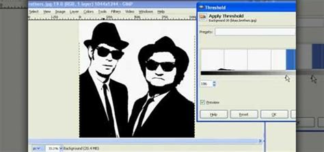 how to make how to make stencils in gimp 171 software tips wonderhowto
