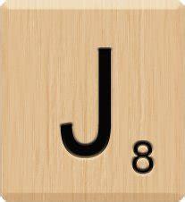 how many letter u in scrabble 10 beautiful scrabble letter j tiles