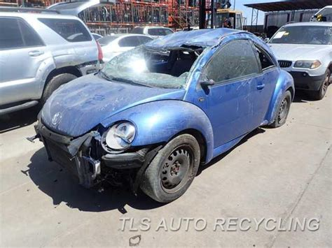 2000 Volkswagen Beetle Parts by Parting Out 2000 Volkswagen Beetle Stock 6174yl Tls