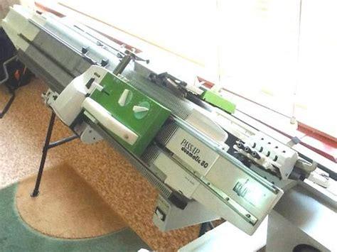 passap knitting machine other passap duomatic 80 knitting machine was listed for