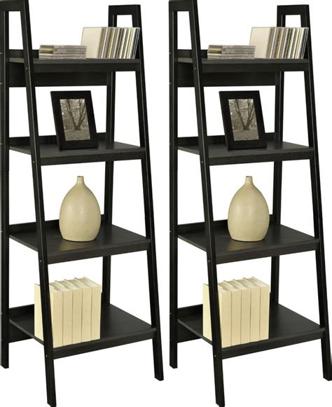 black ladder bookshelves top 22 ladder bookcase and bookshelf collection for your