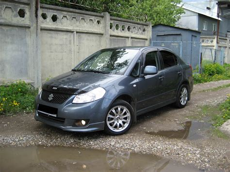 2008 Suzuki Sx4 Sedan by 2008 Suzuki Sx4 Sedan For Sale 1600cc Gasoline Ff