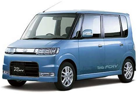 Daihatsu Tanto by The Design Of Daihatsu Tanto