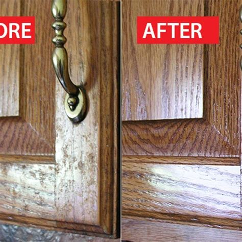 kitchen cabinet cleaner and 25 best ideas about cleaning wood cabinets on