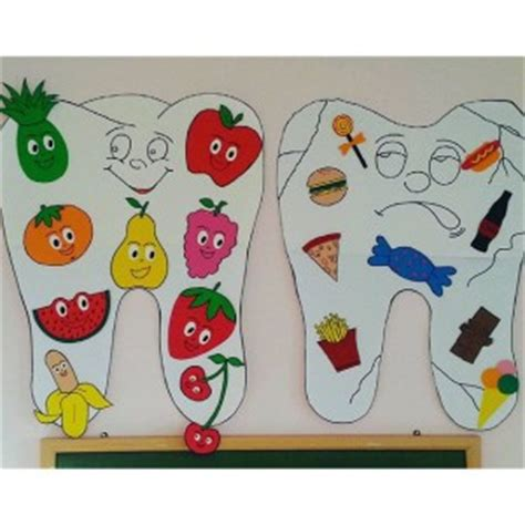 healthy food crafts for tooth craft for preschool 1 σώμα teeth