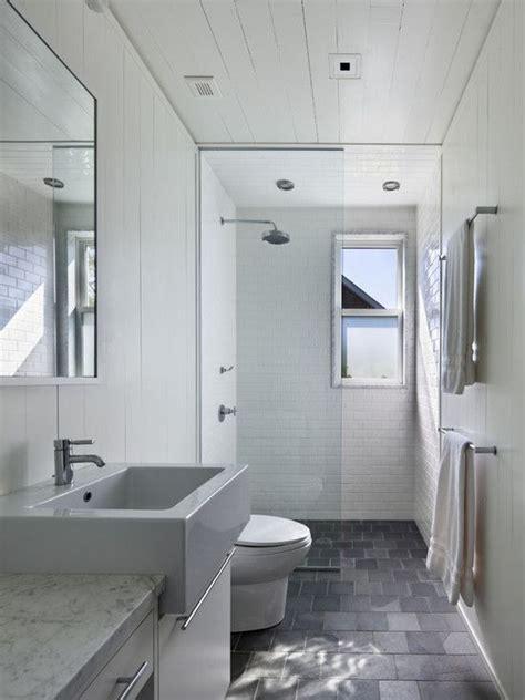 Narrow Bathroom Ideas by Narrow Bathroom Design Home Decoration Live
