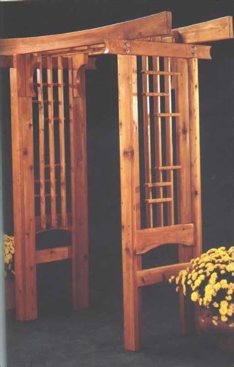 garden arbor woodworking plans trellis plans how to build a free standing corner trellis