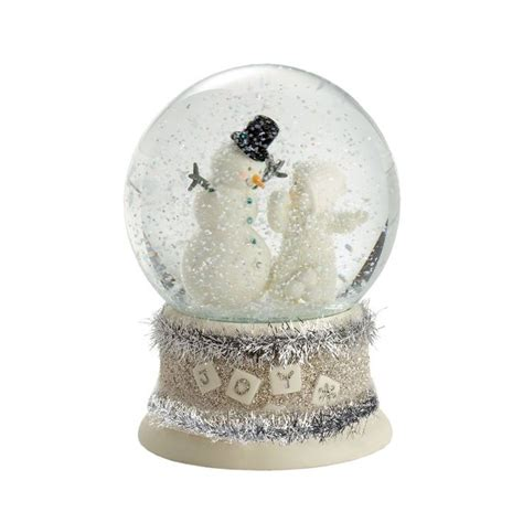 snow globe snowbabies snow globes