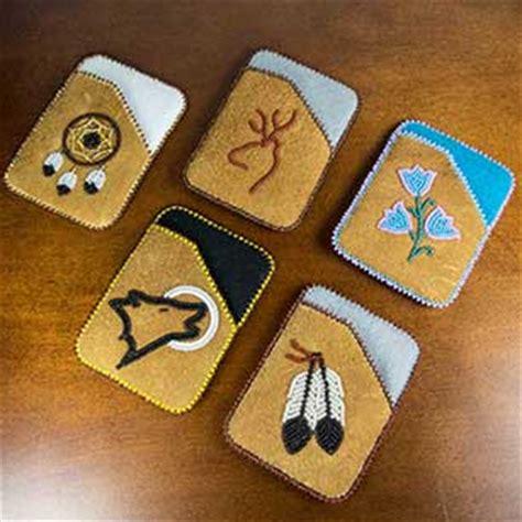 aboriginal crafts for debit card holders acho dene crafts