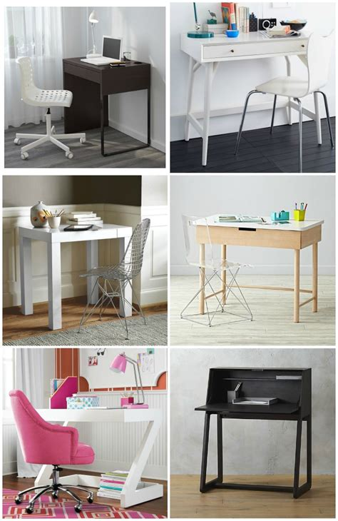 cool modern desks 9 modern desks for small spaces cool picks
