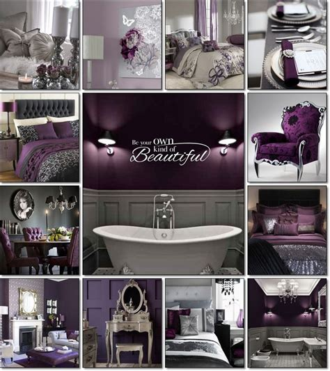 gray and purple bedroom best 25 purple grey bedrooms ideas on purple
