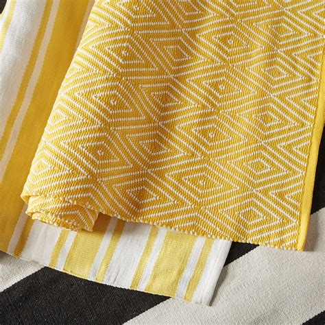 dash and albert rugs indoor outdoor yello area rug