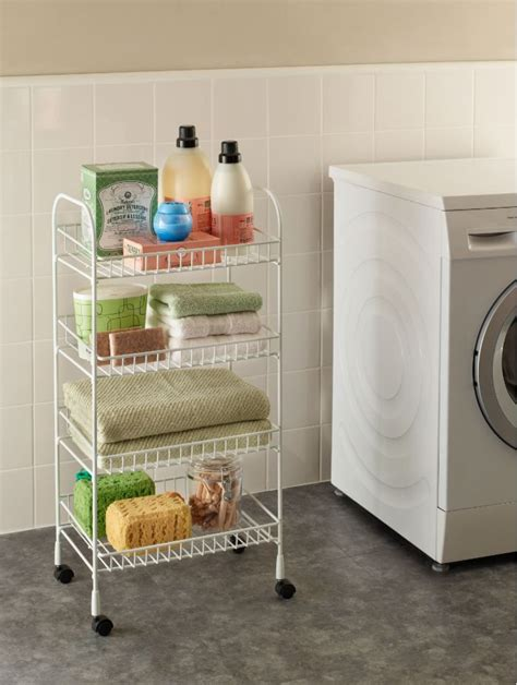 laundry room storage cart laundry room storage cart slim rolling laundry room