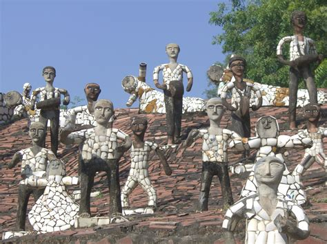 chandigarh rock garden chandigarh city guide chandigarh travel attractions