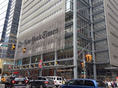 new york new york times headquarters renzo piano building e