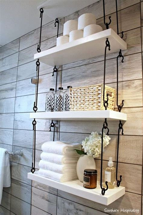 bathroom storage shelves 25 best ideas about hanging shelves on wall