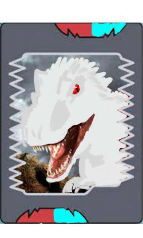 how to make dinosaur king cards indominus rex dinosaur king card by dinosaurking240 on