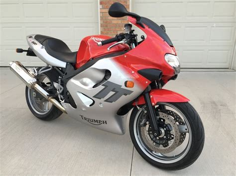 triumph tt600 for sale rev 1 0 2000 triumph tt600 rare sportbikes for sale