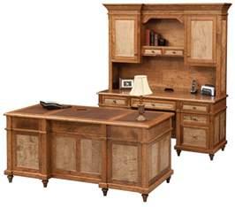 home office executive desks bridgeport executive desk gish s amish legacies